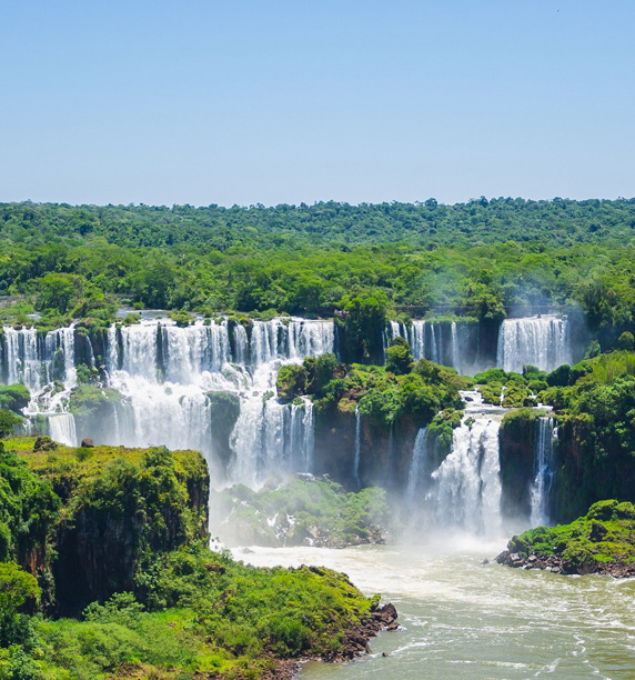 Women's Travel Club Argentina with Buenos Aires and Iguazu Falls