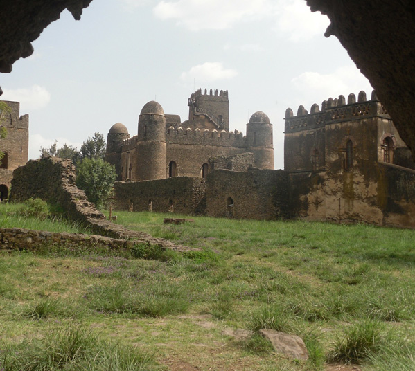Women's Travel Club Ethiopia Tour - Gondar Castle