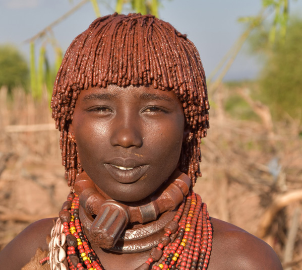 Women's Travel Club Ethiopia Tour - Hamer Tribe